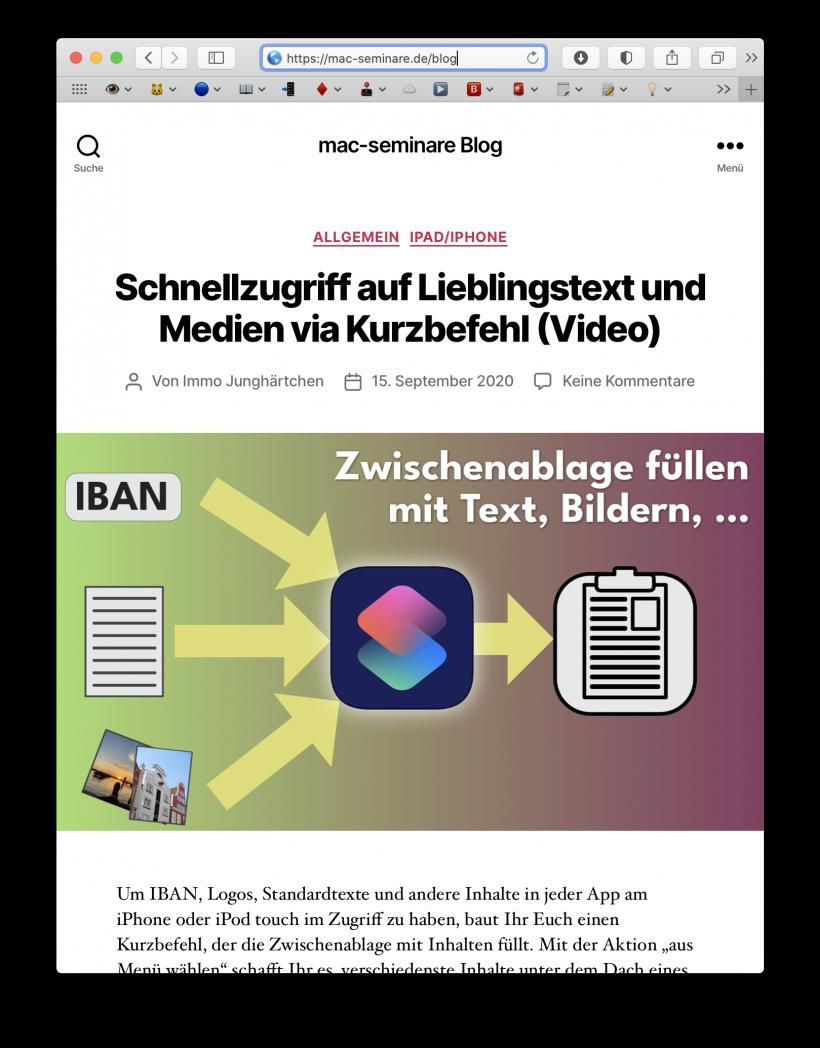 Website-Vorschau